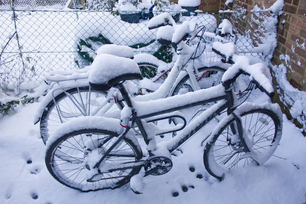 Snow bikes 2