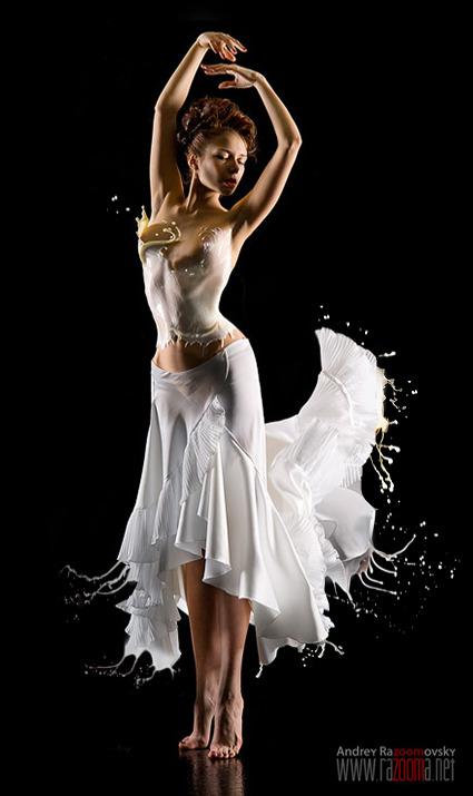 танц от мляко