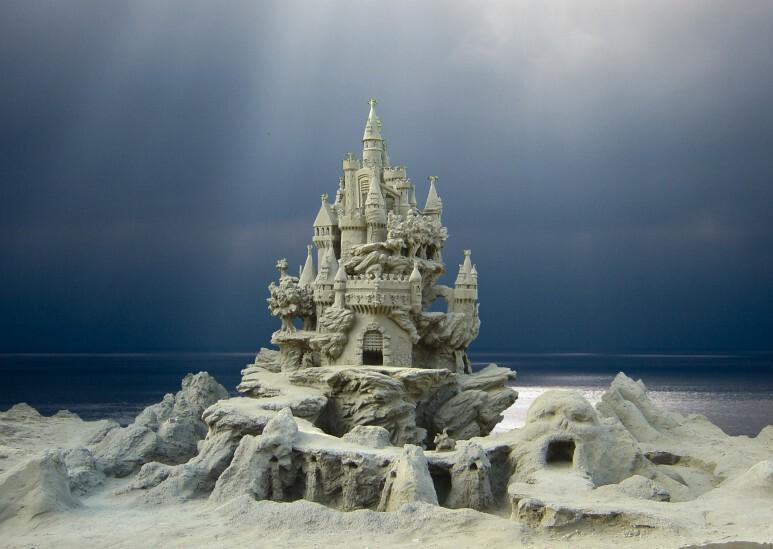 пясък на морския бряг