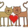 Валентинки животинки