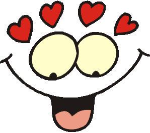 любовна усмивка