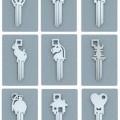 Ключове, ключалки и ключодържатели
