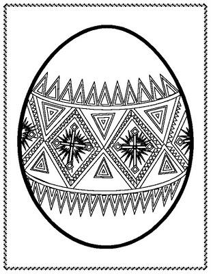 оцветяване яйце