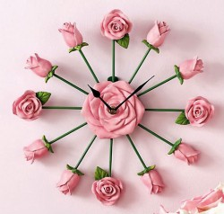 часовник рози