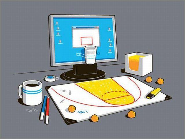 офис игри