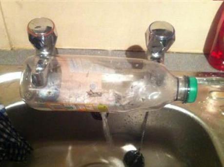 воден смесител