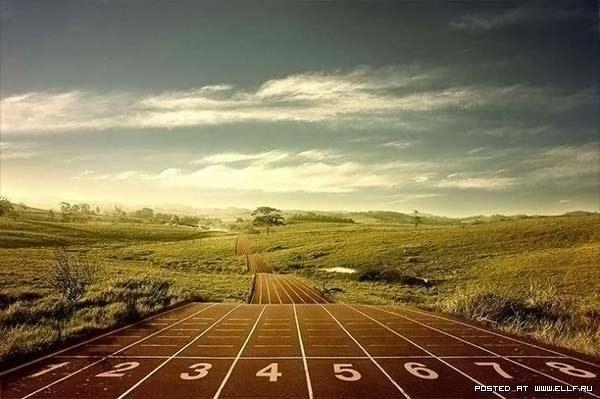 бягане креатив