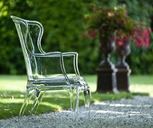 кристално кресло