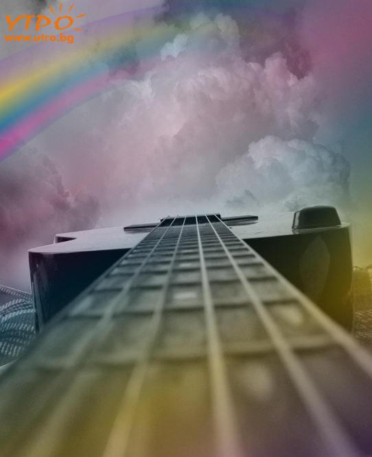 креатив китара