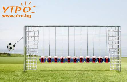 football люлката на нютон
