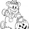 Картинки за оцветяване за Хелоуин