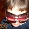 Щуротии с розови очила