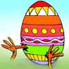 шарени яйца