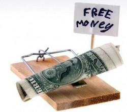 капан за пари