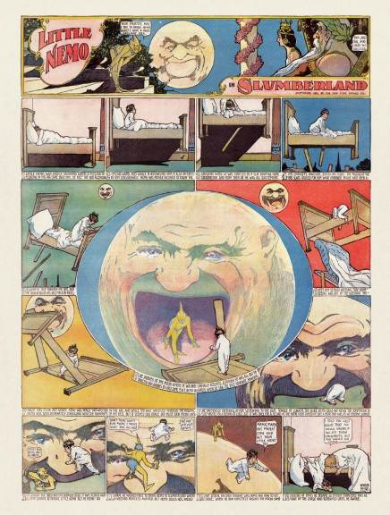 Little Nemo Comic - Winsor McCay