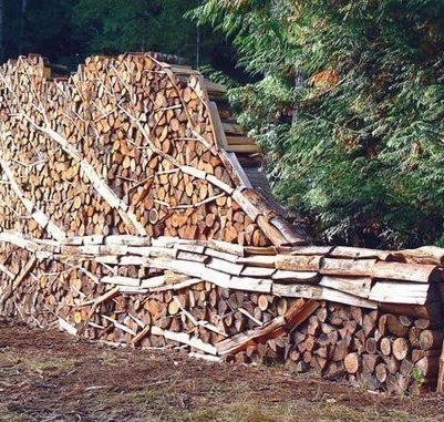 дърва за зимата