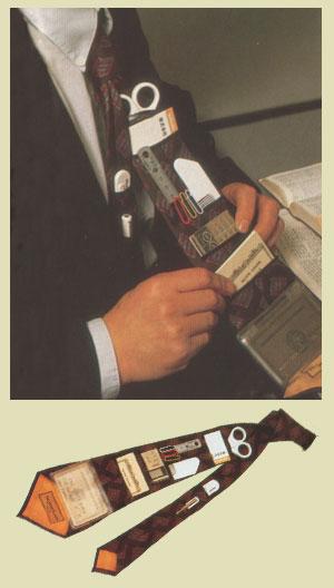 многофункционална мъжка вратовръзка