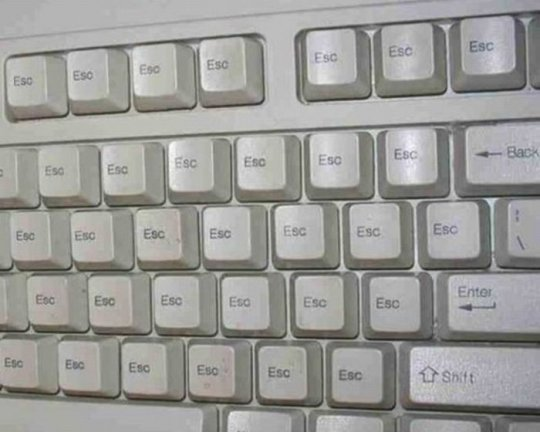 забавна клавиатура