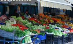 Зеленчуци, пазар