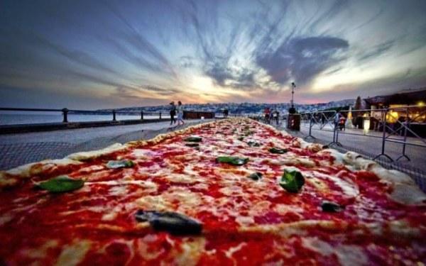 пица рекорд