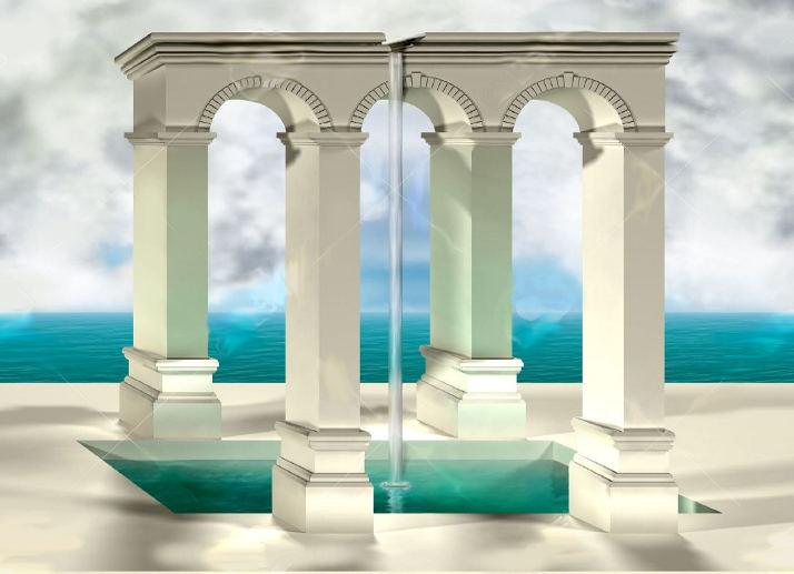 басейн зрителни илюзии