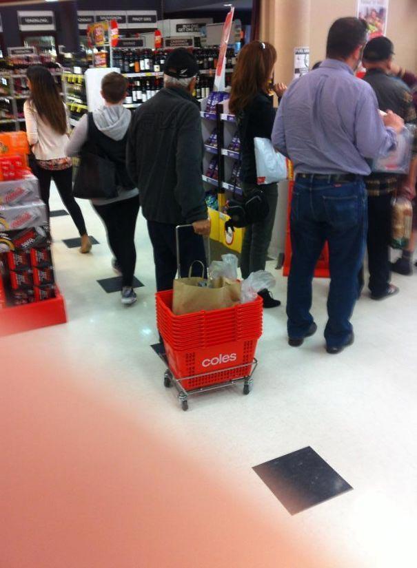 фал при пазаруване