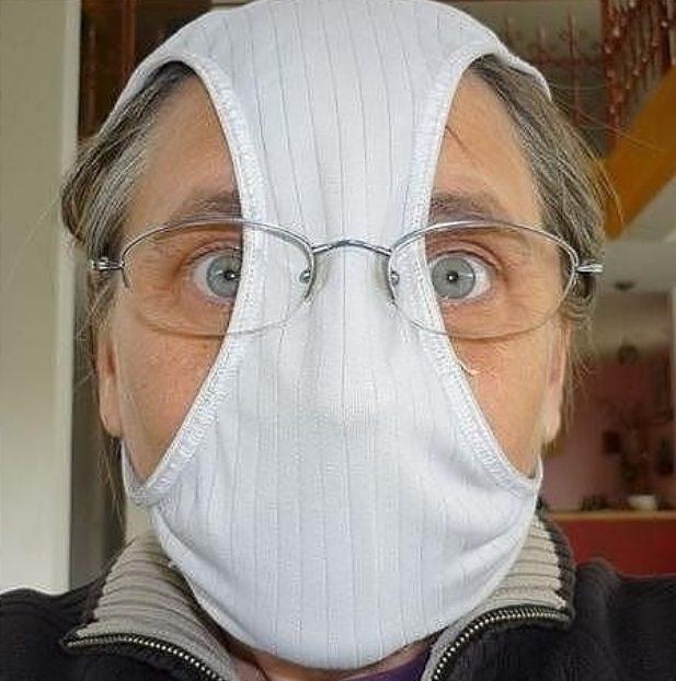 лесна и изгодна маска