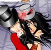 вампир целувка
