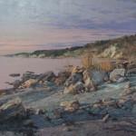 Преоткрити брегове – изложба живопис на Огнян Георгиев