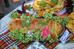 """Национален Кулинарен Фестивал """"Пъстра Трапеза на гости на моя град"""""""