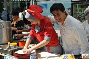 """Четвърти рожден ден на кулинарния фестивал """"Пъстра трапеза на гости на моя град"""""""