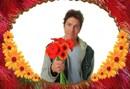 картички осми март, цветя