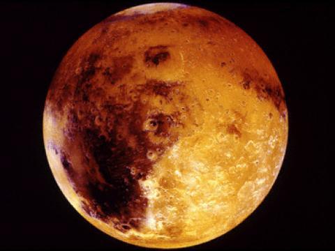 На 27 август Марс ще се приближи близо до Земята