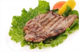 Как се пече месо