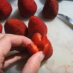 пълнени ягоди