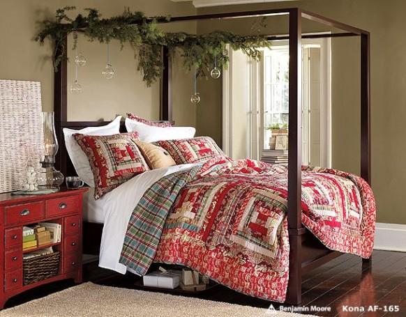 коледна спалня