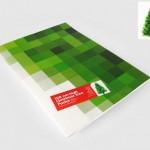8 алтернативни коледни дръвчета