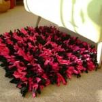 Малък, ефектен килим