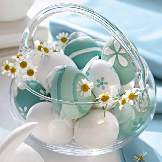 декорация на яйца