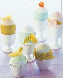 декорация на яйца за Великден