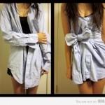Фокус-мокус – риза – рокля