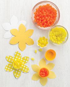 цветя креатив