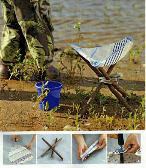 рибарско столче