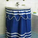 завеса за мивка