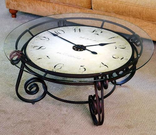 оригинални мебели и часовници