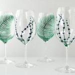 Цвете в чашата