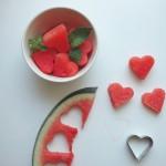 Плодов сладолед – пъпеш и диня