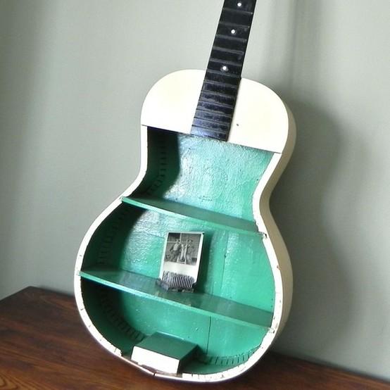 рециклиране китара