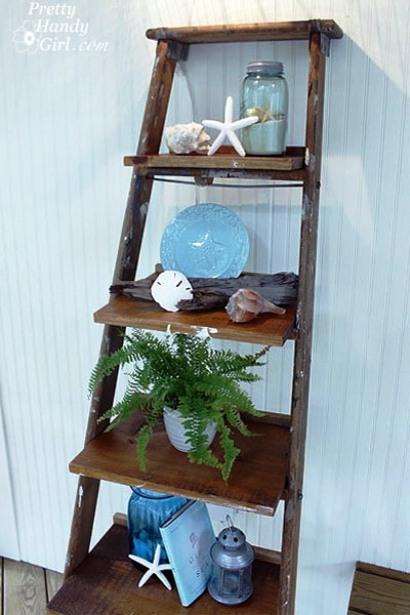 декорация на стълба