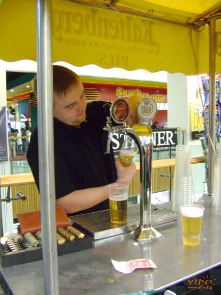 Защо мъжете обичат бира?
